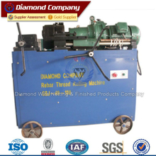 High quality Rebar Threading Machine, thread rolling machine price