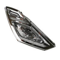 HC-B-1451-1 HEAD LAMP OUTLINE SIZE:572*560*296 FOR MARCOPOLO TORINO 2014