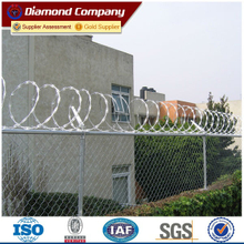 steel security wire,military security fence,security wire netting