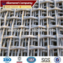 Hook Mining sieving Mesh / Stone Crusher screen mesh / mine sieving screen mesh / vibrator screen sieve