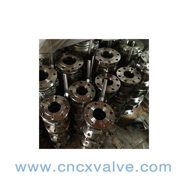 Vávula de bola de alta presión del valve~ de la bola de la CX