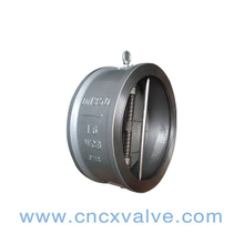 Dual Plate Wafer Type Check Valve