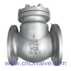 Flanged End Swing Check Valve