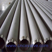 Stainless Steel Seamless Welded Pipe And Tube