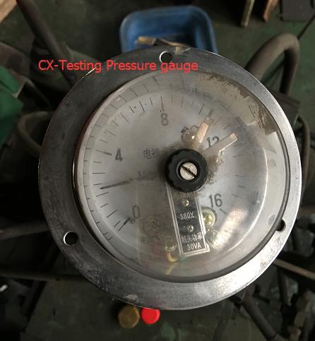 Calibrador de prueba CX-presure