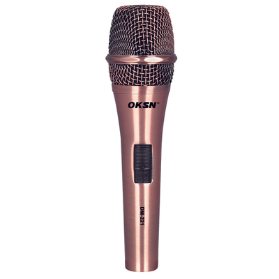 DM-221 OKSN wired dynamic handheld microphone