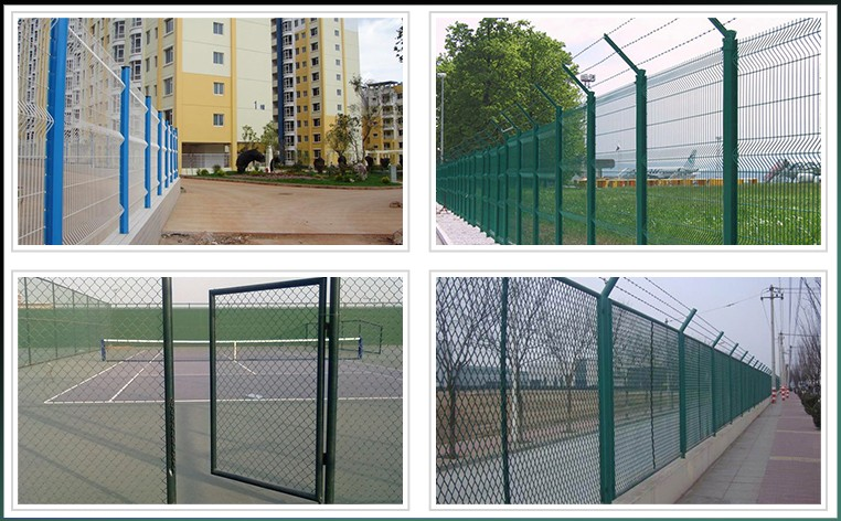 Anping eco-friendly barbed galvanized wire fence