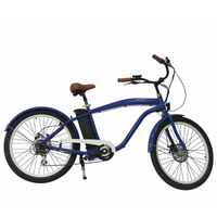 2017 Fashion Beach Cruiser 36V 250W for Men