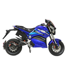 2000W Motor Hydraulic Suspension Scooter Powerful Motorcycle