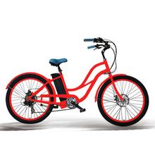 26 inch lady cruiser e-bike
