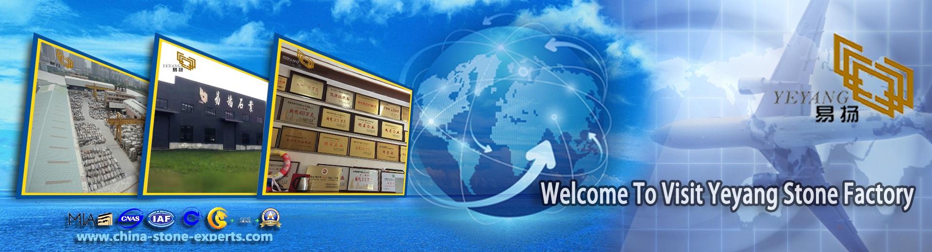 China Stone Factory ——Xiamen Yeyang Import & Export Co., Ltd.