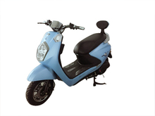 Hydraulic Suspension Vacuum Tire Electric Scooter with LCD Display