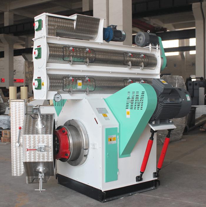 pellet feed machinery equipment