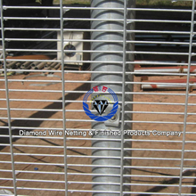 Galvanized Anti-Climb High Secuity 358 Fencing price