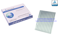 Disposable Sterile stainless steel ring handle acupuncture needles