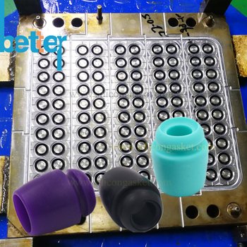 Custom Silicone Rubber Grommets