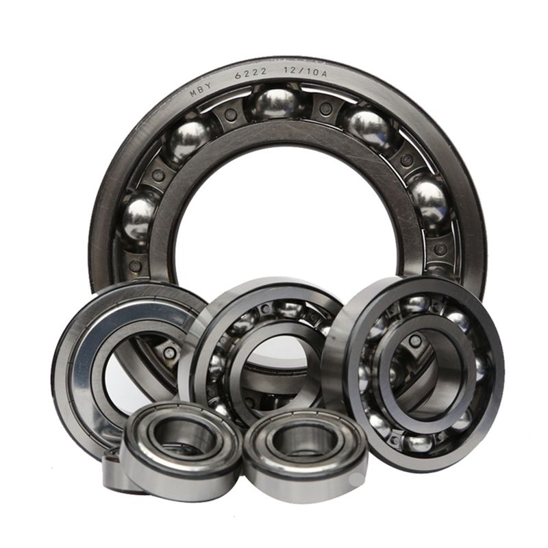 Single Row Deep Groove Ball Bearings Open Type