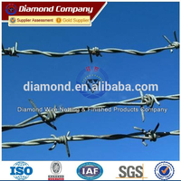 Barbed wire twist position/barbed wire fence/fence barb wire arm