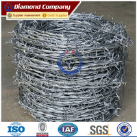 Wholesale barbed wire/barbed wire philippines