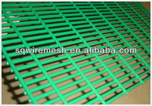 Cheap galvanized/PVC coated welded wire mesh ISO9001 factory