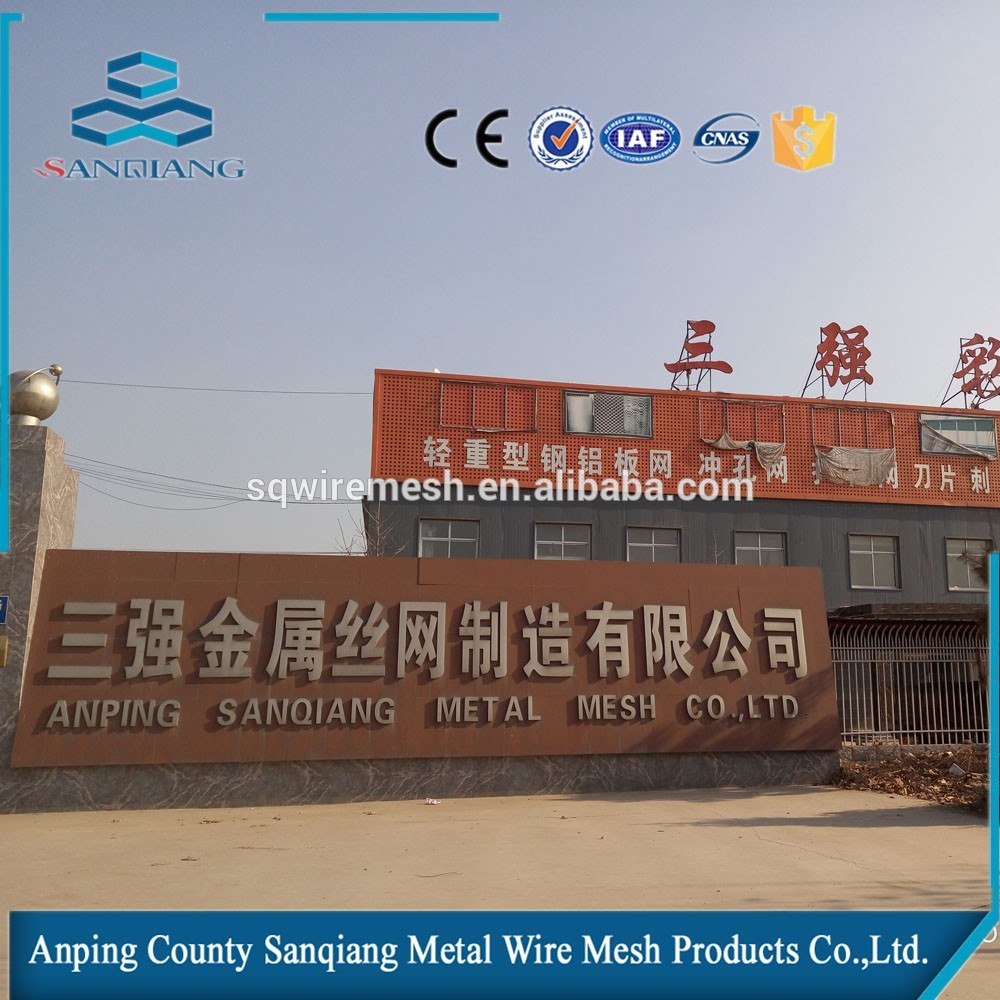 Anping factory hexagonal mesh sheet
