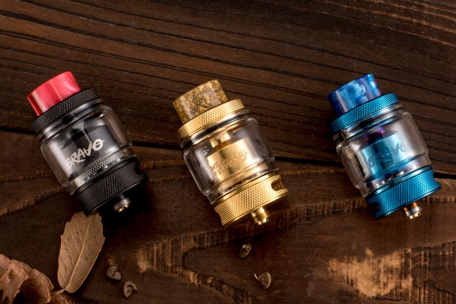 Preview of Bravo RTA from Wotofo -- Must Try in 2018