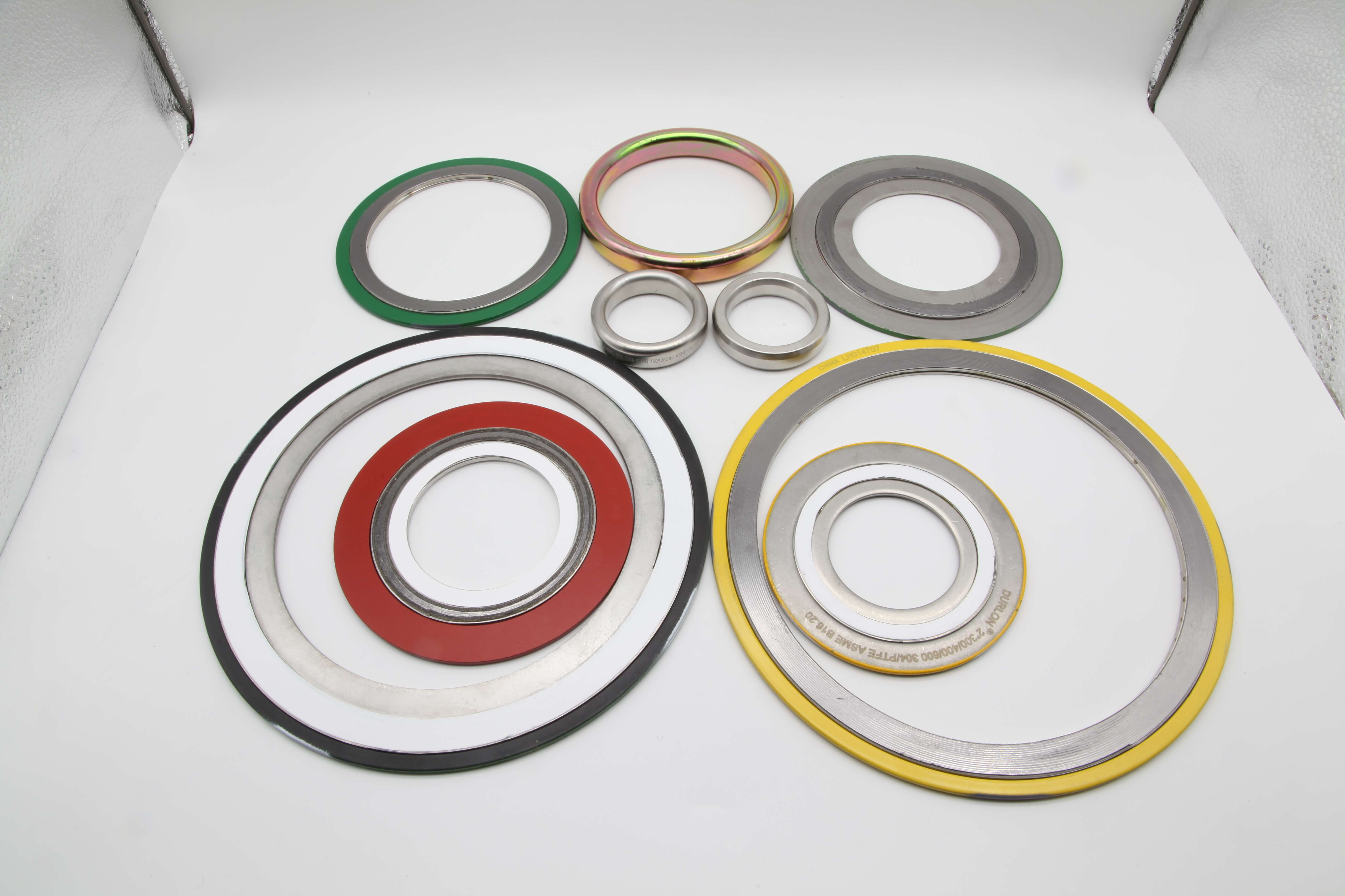 How to choose the proper Spiral Wound Gasket?