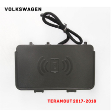OEM wireless charger for Volkswagen