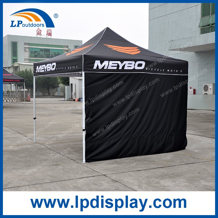 Branded 3X3m EZ-UP Canopy Tent for Advertising