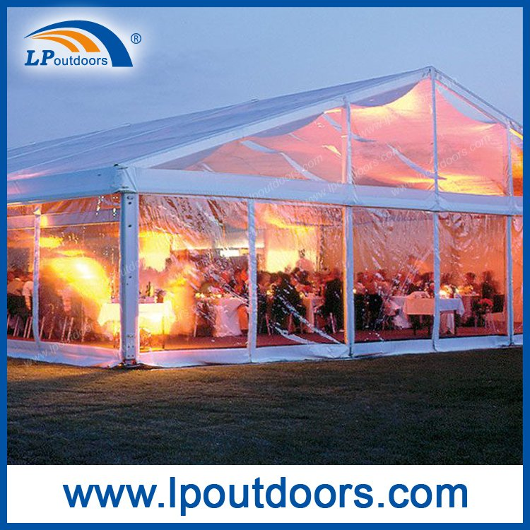 15m Transparent Clear PVC Wedding Party Tent