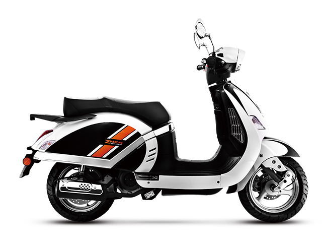 Scooter F8