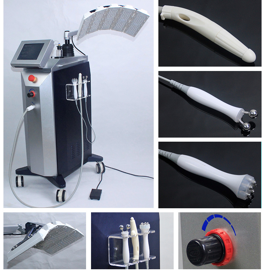 oxygen jet peel machine real picture