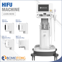 HIFU facial anti aging body slimming machine FU4.5-2S