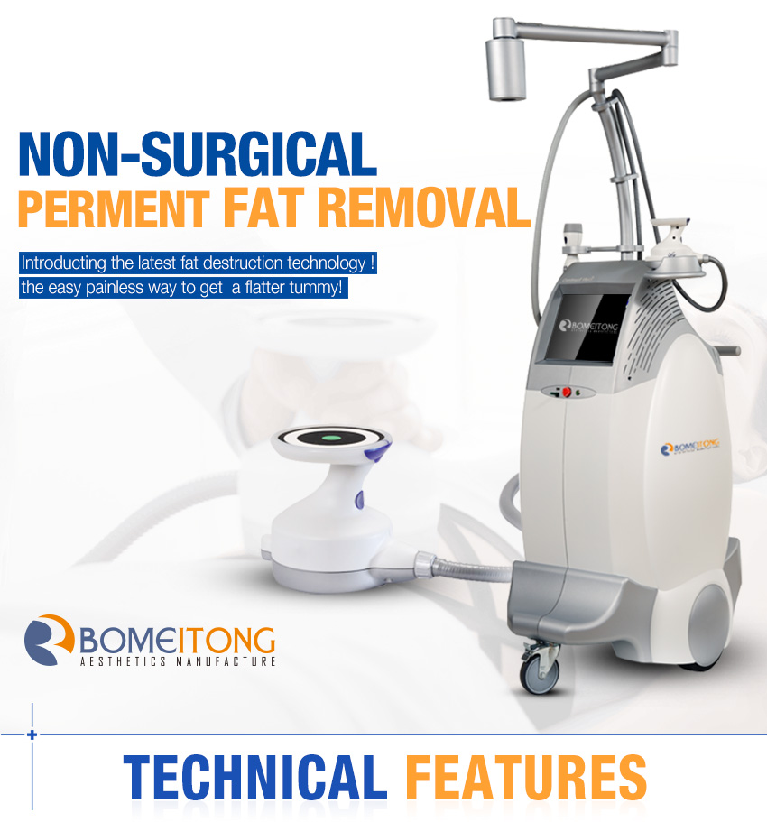 ultrasound fat removal machine