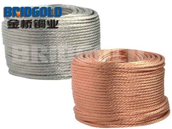 copper braided wire