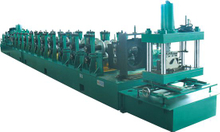HIGHWAY GUARD RAILS ROLL FORMING MACHINE