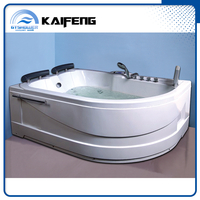 2 Person Jetted Bathtub Factory Direct