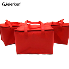 Hot Selling Refined Food Delivery Cooler Bag