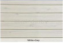 Mixed color wood grain pattern