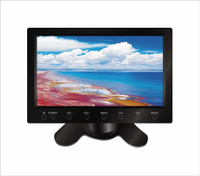 9Inch Stand Alone Monitor, with Remote And Stand