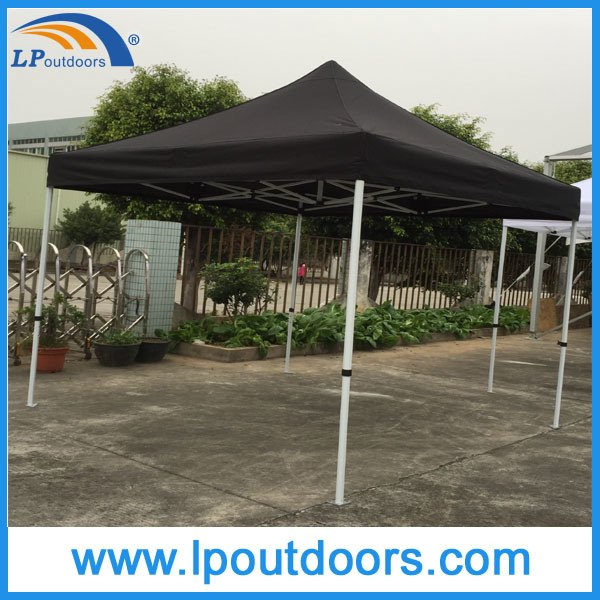 10X10' Outdoor Hexagon Steel Frame Folding Tent Pop up Canopy