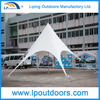 Star Shade Tent for Outdoor Activities Dia 12m Star Tent