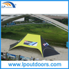 16X21m Custom Printed Advertising Trade Show Display Star Shade Tent