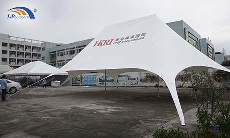 16X21m double top star tent073