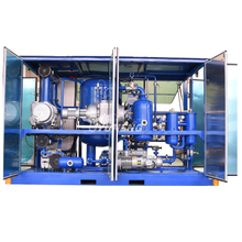 9000L/H Yuneng ZJA9BY Transformer Oil Purifier For Ultra High-Voltage Transformer