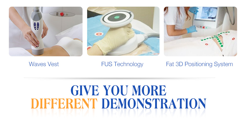 ultrasound fat removal handles
