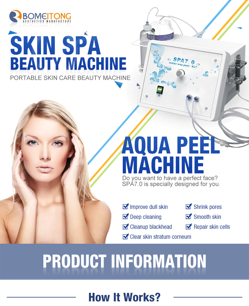 aqua facial machine for sale