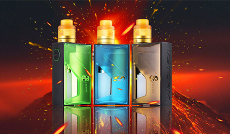 2018 New! Raptor Squonk BF Kit is coming!