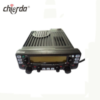 IC-2720H Long Range Vehicle Mounted fm Mobile Transceiver cb Car Radio