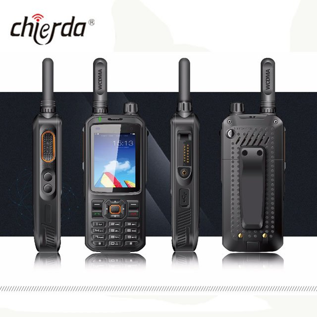 298S 2G 3G 4G compatible Network Global talk walkie talkie 100 Mile radio